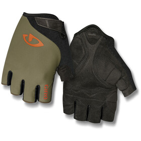 Giro Jag Gants Homme, olive/deep orange
